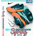 Catálogo Price Shoes importados 2014 Spring
