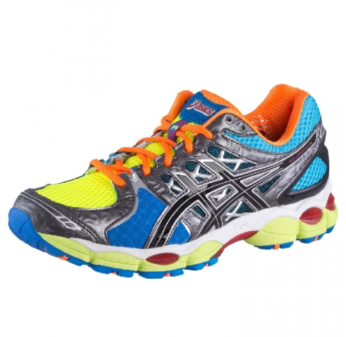 Zapatillas Asics Nimbus multicolor modelo Gel