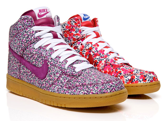 tenis Nike Dunk Low y High estampado multicolor para mujer baratos