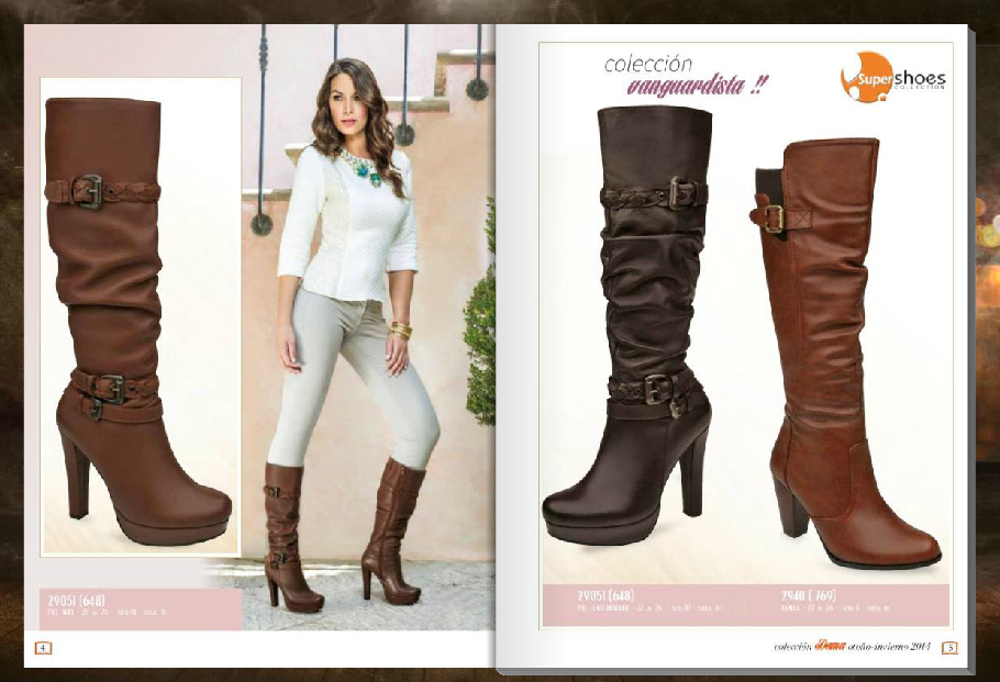Botas de caña alta Super Shoes 2015