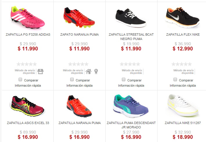 zapatillas puma peru catalogo 2015