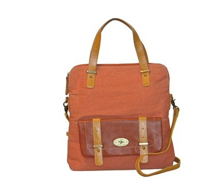 Modelo Carteron Belize en color naranja