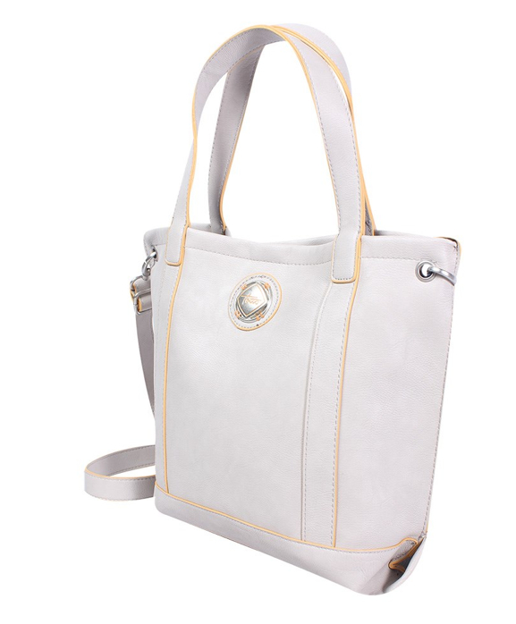Bolsa formal en color blanco de Totto