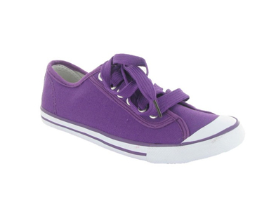 Zapatillas deportivas Marypaz en color morado