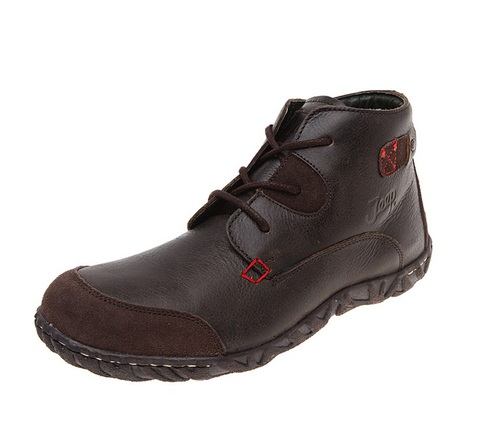 Botas modelo Journey color chocolate