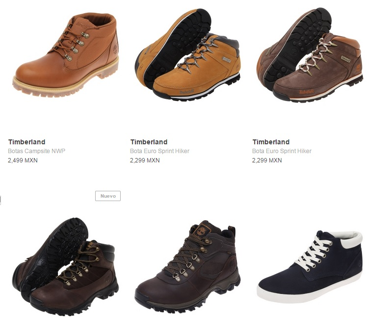 61c7fb3947127 Zapatos México Y Hombre Timberland 2015 Mujer qTxgH5Aw