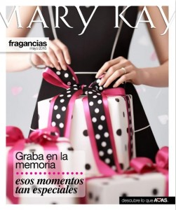 Folleto Mary Kay Fragancias 2015