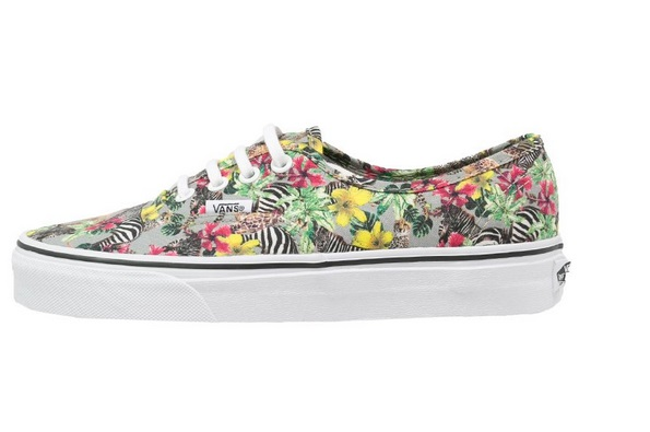 Authentic con estampado floral multicolor