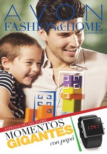 Catálogo Avon Campaña 09 Fashion and Home