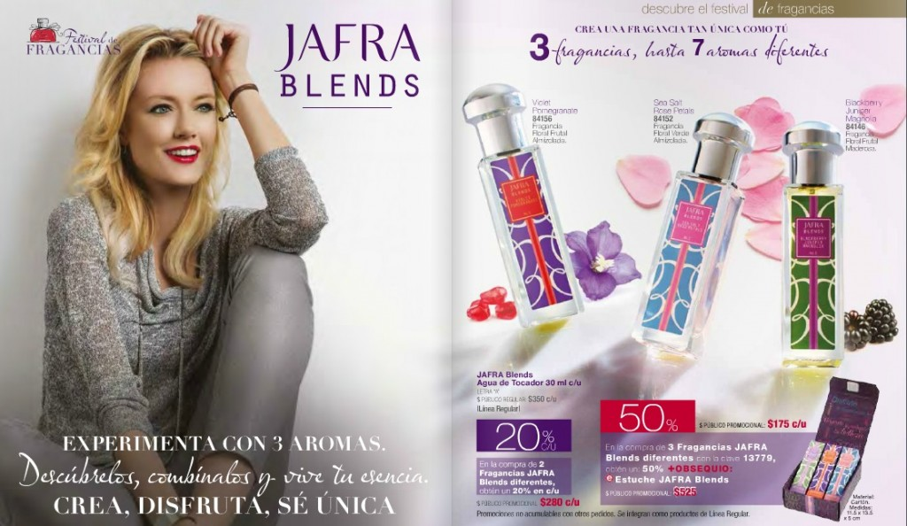 Kit de 3 fragancias con aromas irresistibles