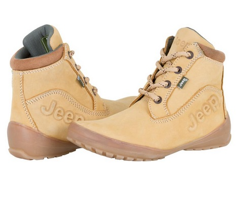 Botas Jeep color miel originales