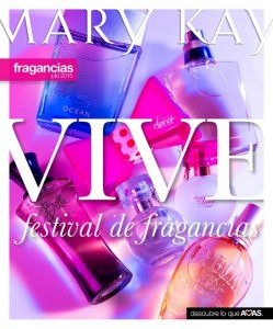 Folleto Fragancias 2015 Mary Kay