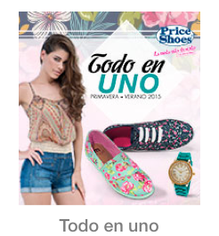 Catalogo Price Shoes todo en uno