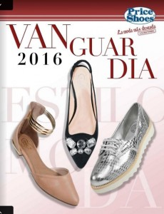 Catálogo Vanguardia 2016 Price Shoes