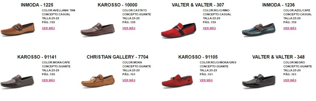 Zapatos casuales para caballero en BL Shoes