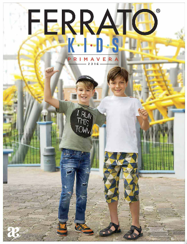 Ferrato Kids Primavera 2016