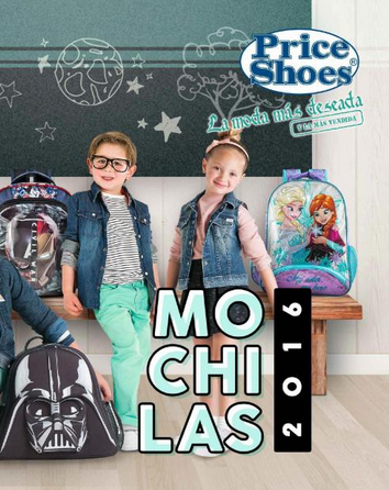 Price Shoes Mochilas