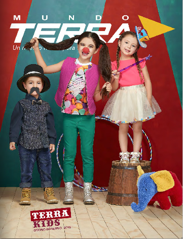 Catalogo Terra Kids OI 16