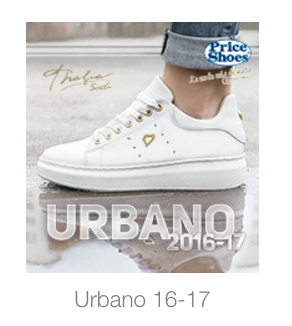 Price Shoes Catálogo URBANO 2016