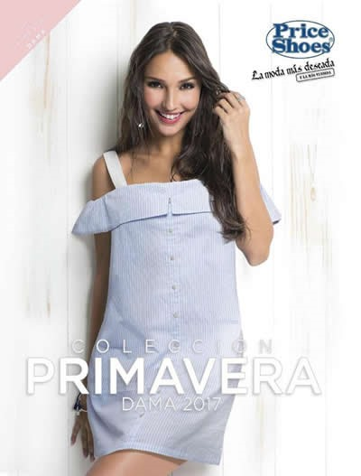 Catalogo Price Shoes Coleccion Primavera 2017