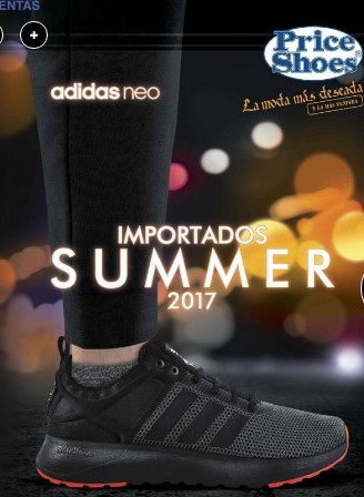Price Shoes Summer 2017 catálogo