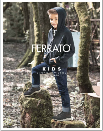 Catalogo Ferrato Kids Otono Invierno 2017
