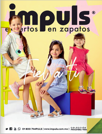 Impuls catalogo 2018 ninas
